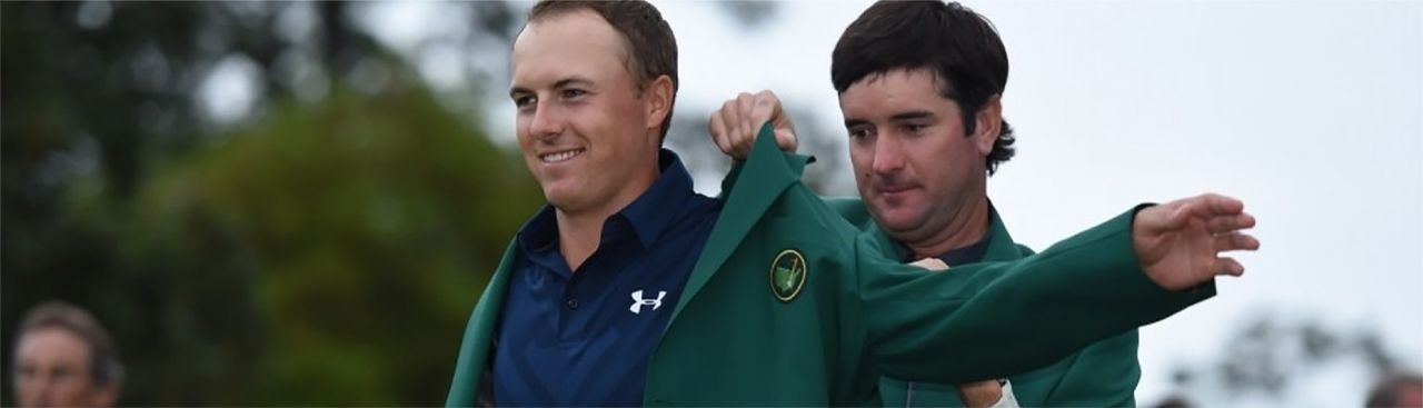 Green Jacket Presentation