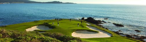 Pebble Beach - Pro Goes Free