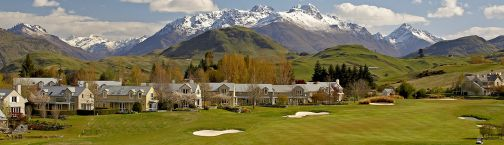 South Island Golf Tour, New Zealand