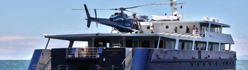 Bay of Islands Luxury Heli-Golf Cruise