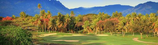 Fiji Golf Package