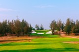 AA Montgomerie Links,  11th Hole