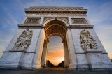 AA Arc de Triomphe Sunrise