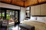 AA Bedroom of Villa at Pan Pacific Nirwana Bali Resort