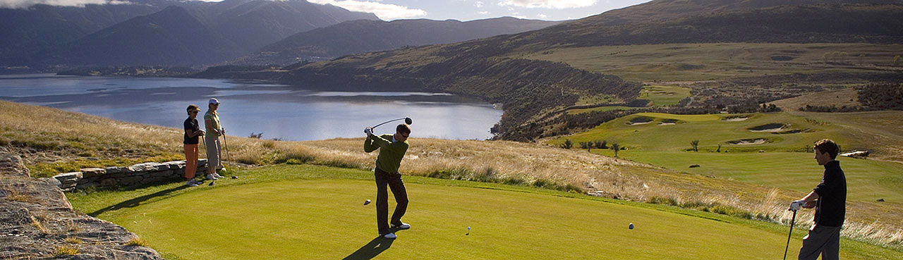 Jacks Point Golf Course, Queenstown
