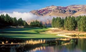 Chapelco Golf Club – Photo Jim Mandeville