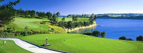 Gulf Harbour Country Club, New Zealand