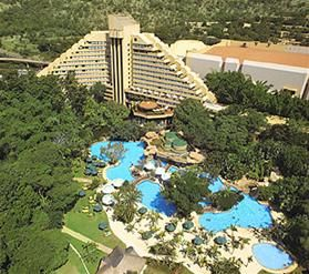 The Cascades Hotel, Sun City