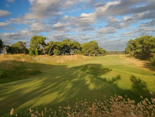 Royal Adelaide 3rd hole