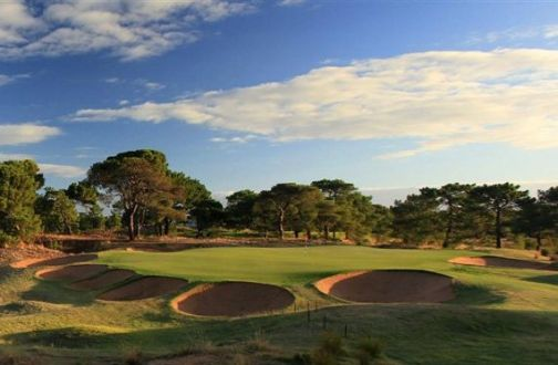 Royal Adelaide Golf Cub 7th hole