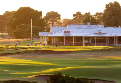 Royal Adelaide Clubhouse