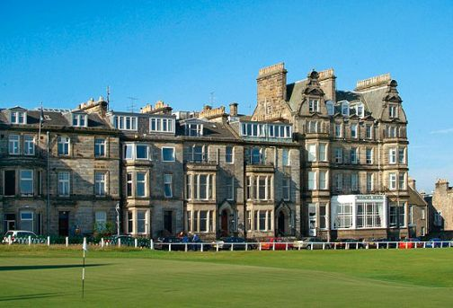 Rusacks Hotel, St Andrews