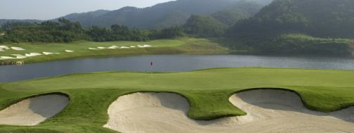 Olazabal Course, Mission Hills Golf Resort