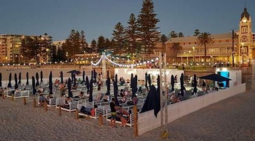 The Moseley Beach Club, Glenelg