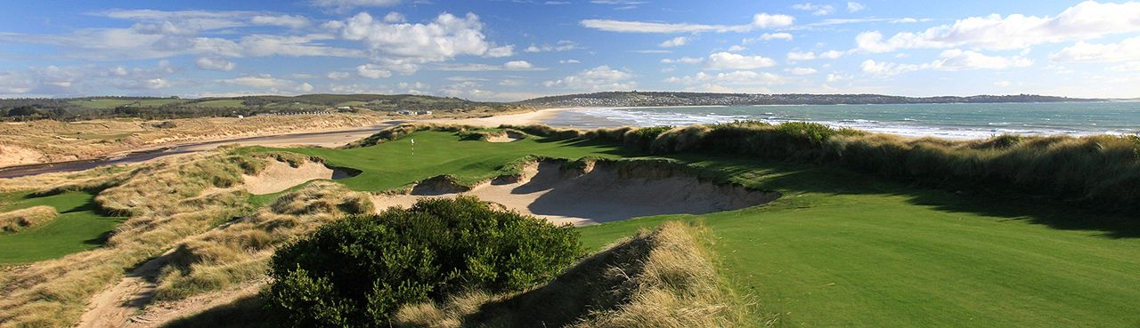 Barnbougle Lost Farm Course. Photo: Gary Lisbon