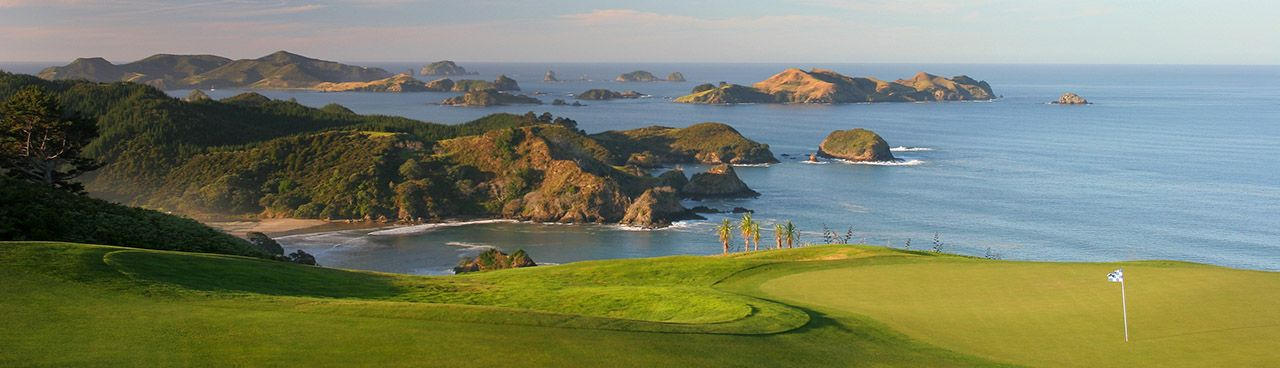 Kauri Cliffs Golf Course, Bay of Islands