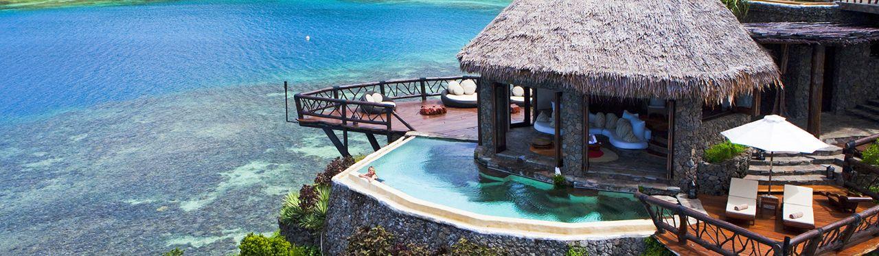 Laucala Island Peninsula Villa