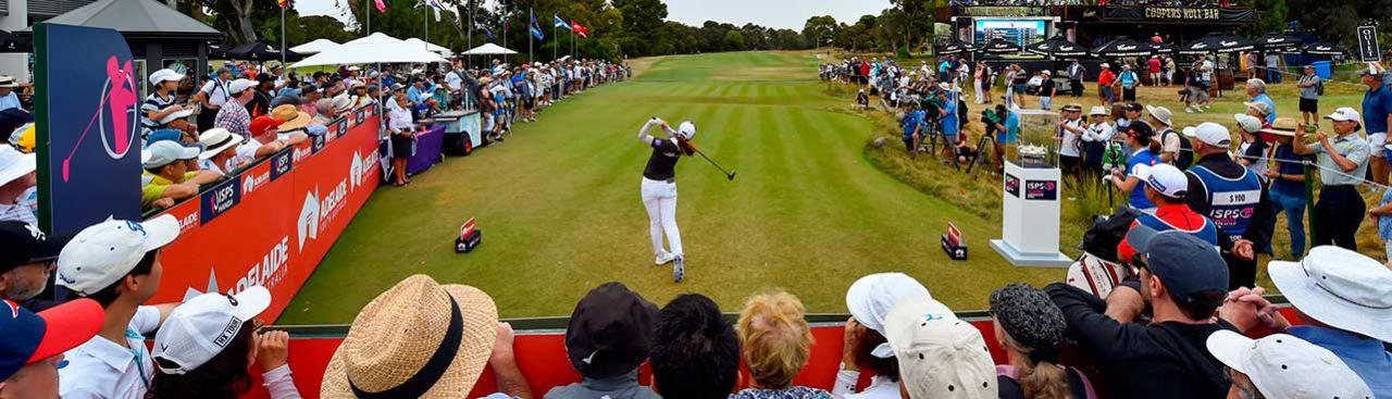 ISPS HANDA Australian Womens Open 2020