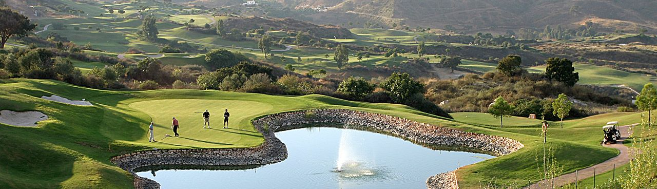 La Cala Golf Club, Costa del Sol