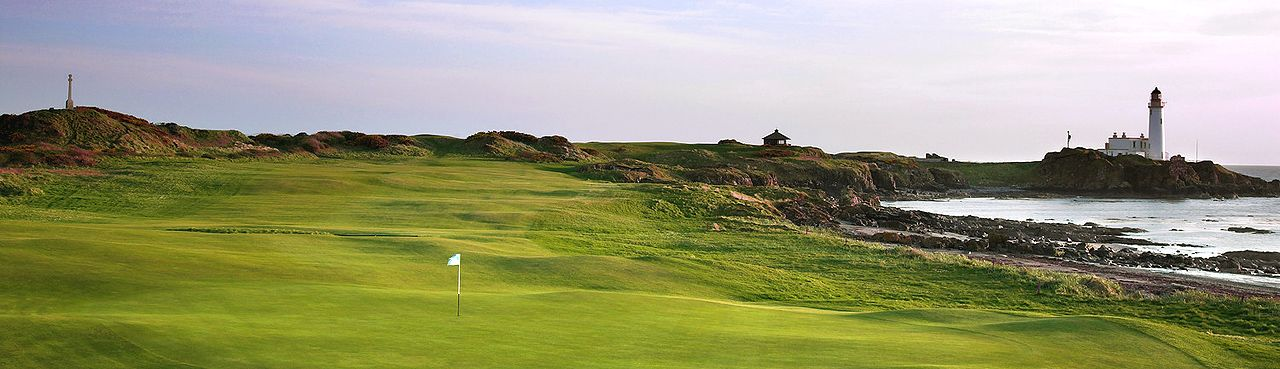 The Ailsa Golf Course, Turnberry