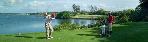 Belle Mare Plage All-Inclusive Golf Package