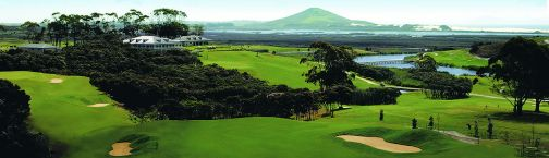 New Zealand Far North Golf Tour