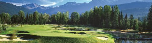 Sea to Sky Golf Tour, Canada