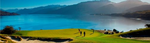 Queenstown Golf Package