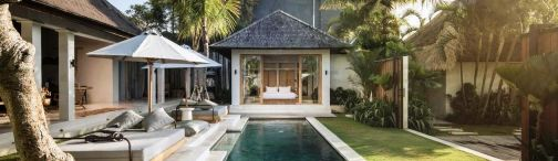 Bali Luxury Villa Golf Tour