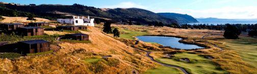 North Island Golf & Lodge Tour, New Zealand