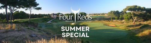 Four Reds Summer Special